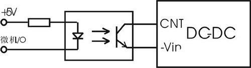直流電機伺服驅動專用電源的設計如圖