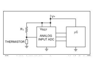 微控制器与温度传感器的接口如何才能简化