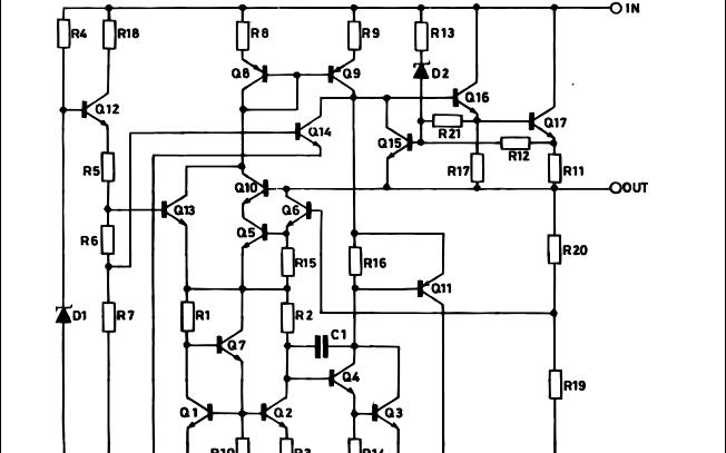 L7800A系列三端正电压调节器的数据手册免费下载