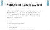 快讯:ABB宣布重大决定,拟剥离三项业务