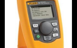 Fluke 709精密回路校验仪的特性特点及应用