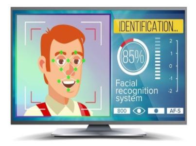 加拿大的人脸识别软件正学习识别熊脸和牛脸