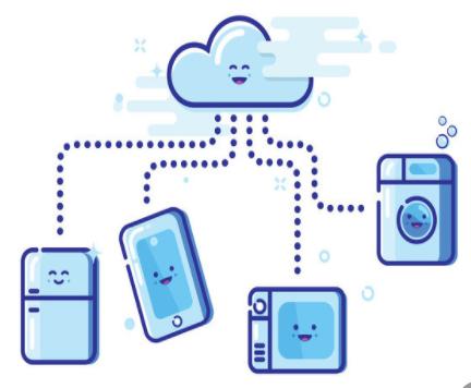 区块链是否加强了物联网的技术创新