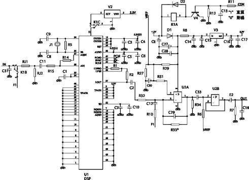 数字降噪声处理器JK-DP50的性能指标、原理及如何选择