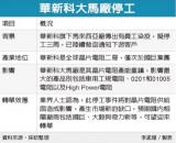华新科大马厂染疫停工三周:芯片电阻恐提前告缺