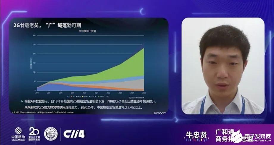 """低速""""广""""域的物联网连接正加速到来,广和通发力NB-IoT和Cat 1 bis"""