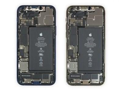 苹果iPhone12拆解:物料成本约2458元