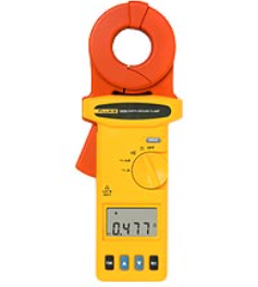 Fluke1630接地环路电阻测试钳表的特点及使用方法