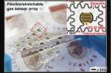 科学家打造出一种能在人体内溶解的植入式气体传感器