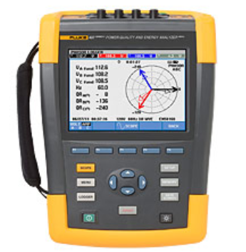 Fluke 437系列II 400Hz电能质量和能量分析仪的特点和应用分析