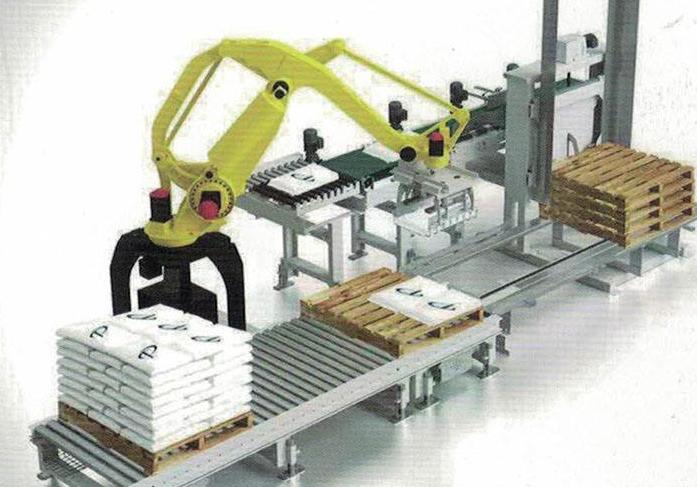什么是码垛机器人 码垛机器人设备优势