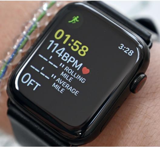 苹果研究尝试在Apple Watch 添加血压测量