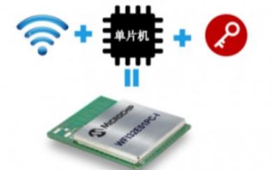 工业物联网的无线网络WiFi单片机的方案详细概述