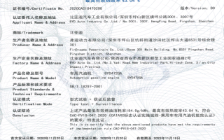 比亚迪插混专用1.5L高效发动机刷新全球纪录,获能效之星称号
