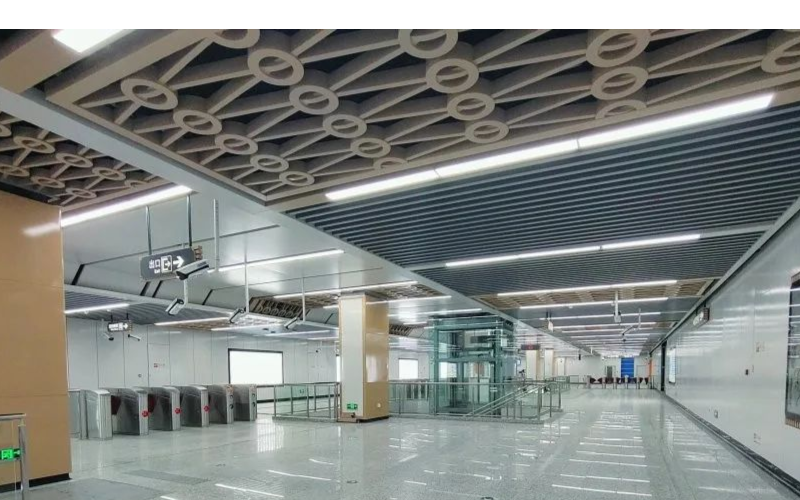 雷士照明交付徐州地铁2号线照明解决方案