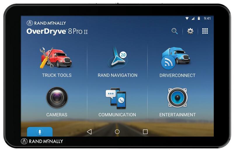 兰德麦奈利宣布推出新一代卡车导航设备
