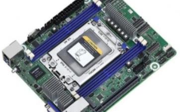 华擎发布支持64核/128线程AMD霄龙处理器的Deep mini-ITX主板