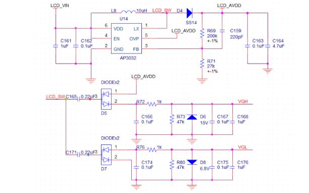 LCD驱动电路波形产生的详细分析