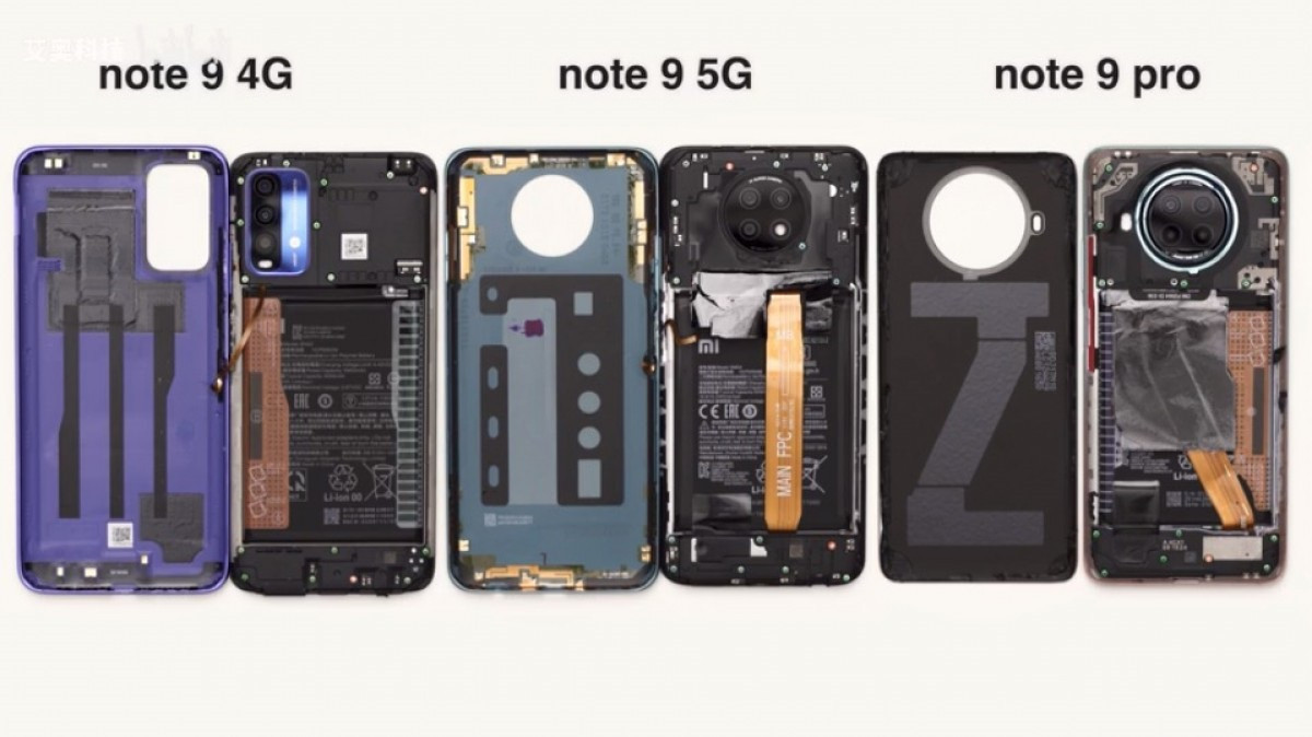 Redmi Note94G和5G机型区别是什么?
