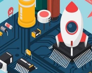 朝微电子的营收将保持连续增长趋势