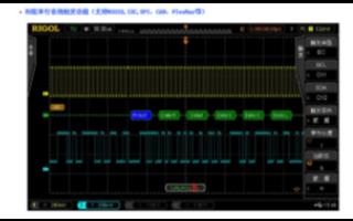MSO/DS4000系列数字示波器的产品特性及功...
