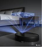 欧菲光首次将3D传感技术成功应用在米家扫拖机器人1T上