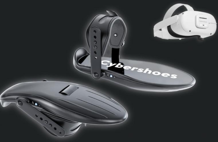Cybershoes打造可解决在VR中行走问题的...