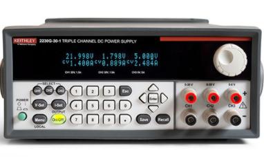 2200系列可编程直流电源的主要特点及应用优势