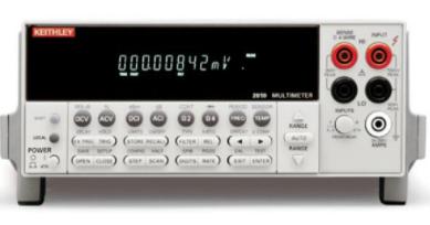 吉时利2010 7位低噪声半万用表的特点及应用优势分析
