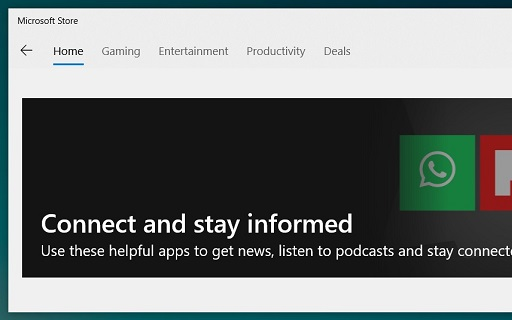 微软尝试Windows10为Android应用提...