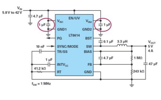 复杂电子系统低电磁干扰的几种应用场景详细说明