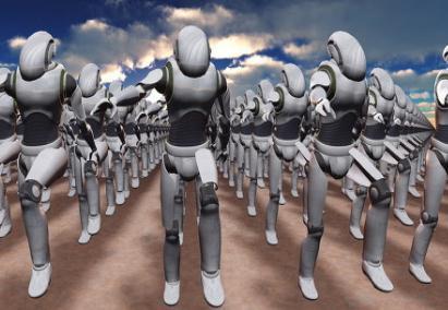 猎豹冲进场景中,服务机器人还有大未来
