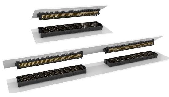 PCB板间多连接器组对齐的难题和解决措施