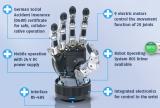 多种感知功能的拟人化灵巧手,将进一步协助机器人进一步开拓市场