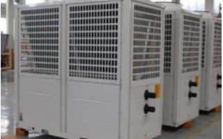 冷水机组的使用方法及工作准备