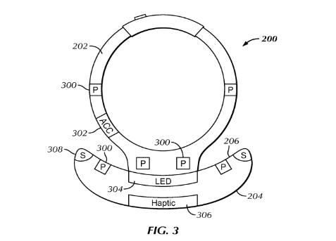索尼VR耳机专利具有触觉反馈和舒适度的传感器设计