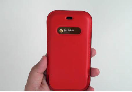 實測999元iPhone 12皮革保護套也支持無線充電