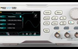 DG800系列函数/任意波形发生器的功能作用及特点分析
