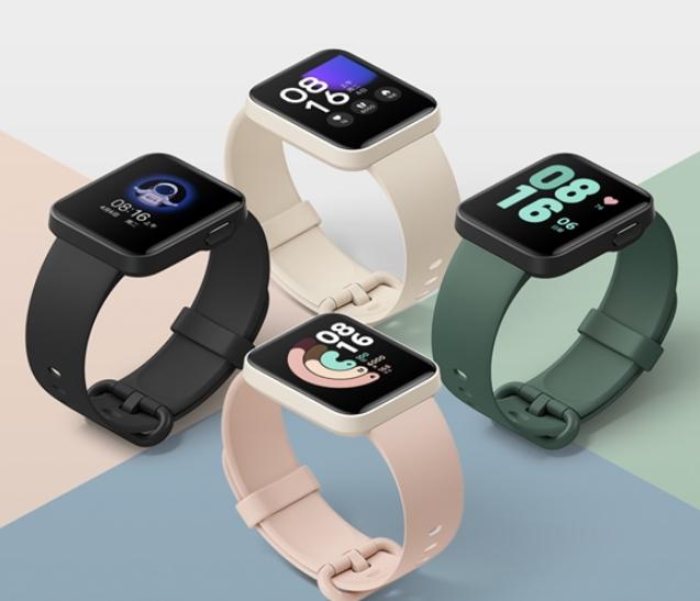 Redmi Watch小方屏智能手表上線