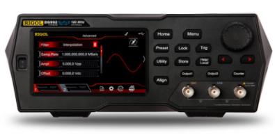 DG900函数/任意波形发生器的功能及产品特点分析