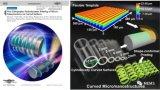 一種簡便制備微米精度柔性印刷模板的通用方法