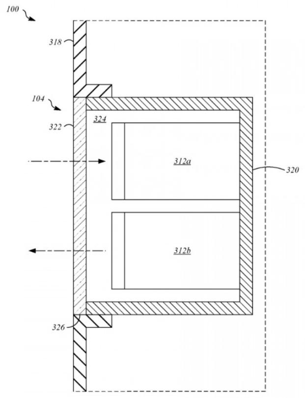 专利显示:苹果汽车挡风玻璃可安装传感器