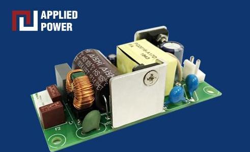 Applied Power推出业界功率范围最高密度产品之一的30W电源MIS-30系列