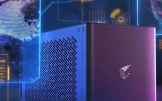 生产计算机硬件的技嘉宣布推出新的Aorus RTX游戏盒