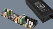银欣推出具有 120W 功率的AD-120-DC Pico电源适配器
