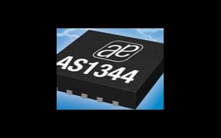 高壓DC-DC升壓轉換器AS1344的特點及應用范圍