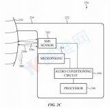 苹果申请专利:可穿戴语音感应振动或无声手势传感器