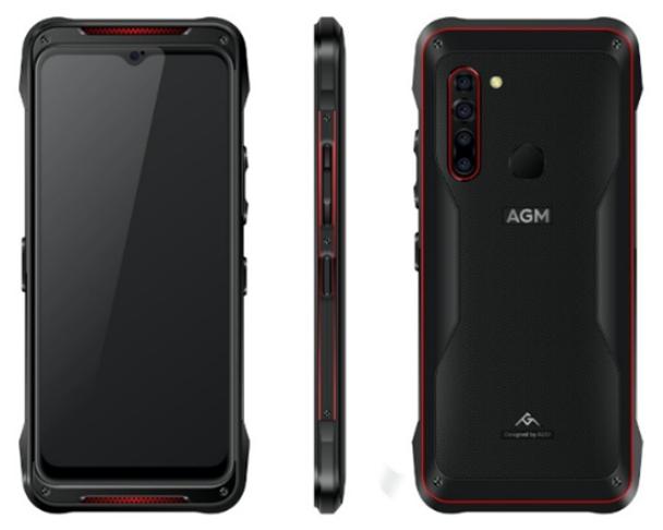 全球首款5G三防手机发布,采用纯国产5G芯片