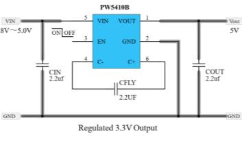 3.7V和5V降压到3.3V的降压芯片和LDO方案免费下载