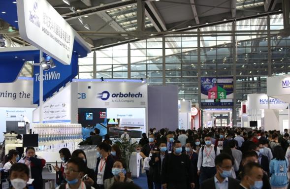"""5G時代?智能未來"" 2020國際電子電路(深圳)展覽會昨日盛大開幕"